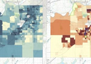 Race and Income Maps